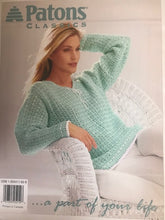 Load image into Gallery viewer, Patons Summer Crochet   500974FF