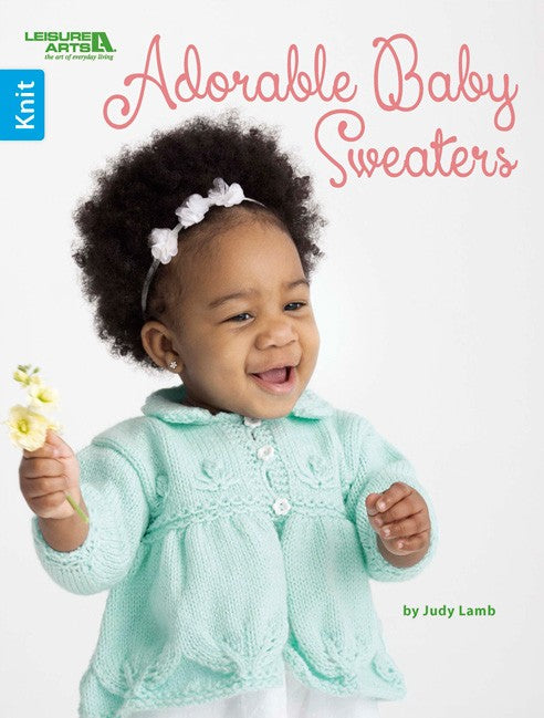 Adorable Baby Sweaters 5737