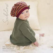 Sublime Pattern 640 The Seventh Little Sublime Baby Dk Book