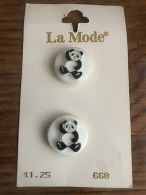 LAMODE VINTAGE BUTTONS  SIZE 5/8
