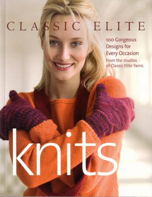 Classic Elite -100 Gorgeous Designs for Every Occasion