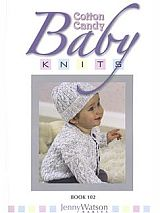 Cotton Candy Baby Knits by Jenny Watson