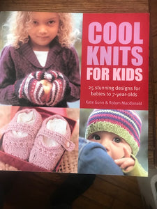 Debbie Bliss Cool Knits for Kids