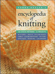 Encyclopedia of Knitting by Donna Kooler's
