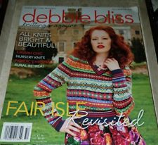 Debbie Bliss Knitting Magazine 2010