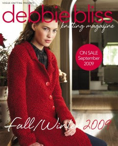 Debbie Bliss Knitting Magazine 2009