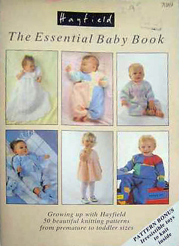 The Essential Baby Book  #7089