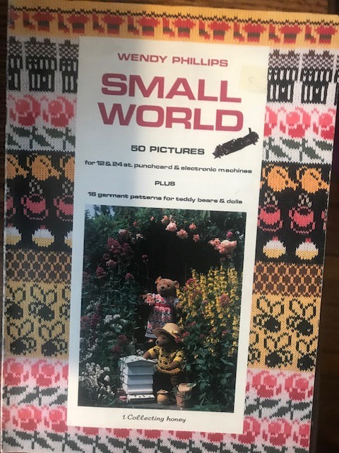Wendy Phillips  Small World For Knitting Machines