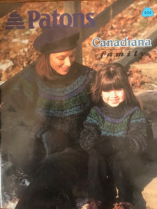 Patons Canadiana Family  936K