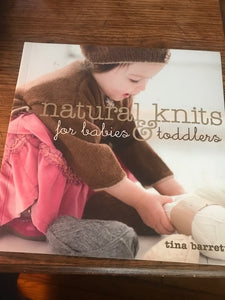 Natural knits for babies and toddlers