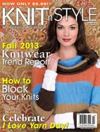 Knit & Style Magazine October 2013  #187