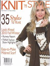 Knit & Style Magazine October 2010   #169