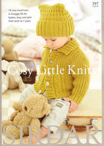 Sirdar Cosy Little Knits  397