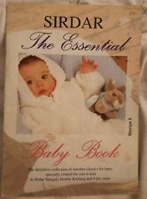 Sirdar The Essential Baby Book #273