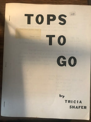 Tops to Go by Tricia Shafer