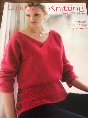 Classic Elite -Uptown Knitting    #9084