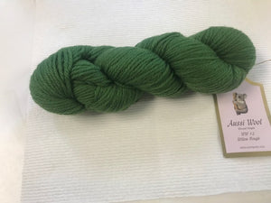 AUSSIE WOOL  WORSTED WEIGHT