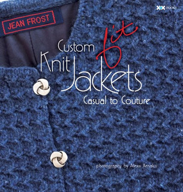 Custom Knit Jacket by Jean Frost