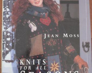Knit for All Seasons by Jean Moss