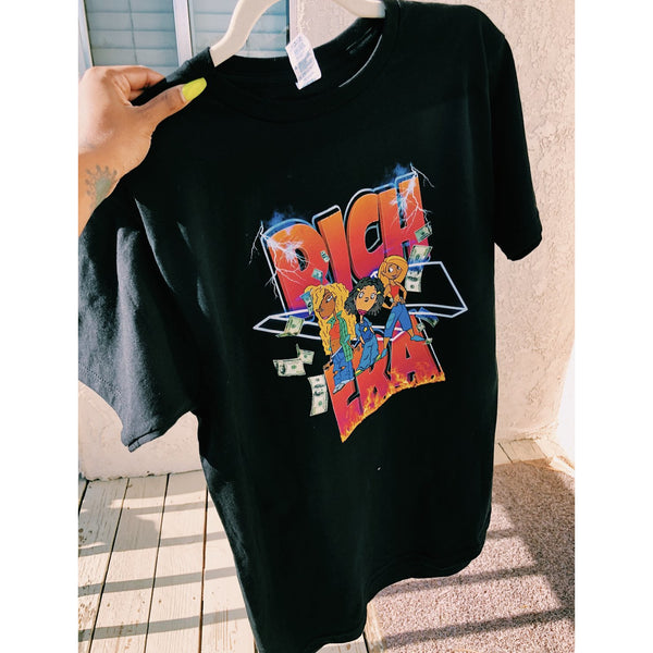 """The Rich Era"" Fan Tee"
