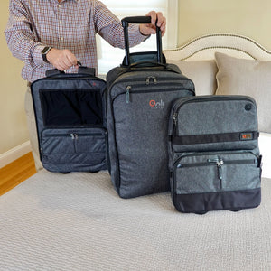 Onli Travel Venture Rolling Pack