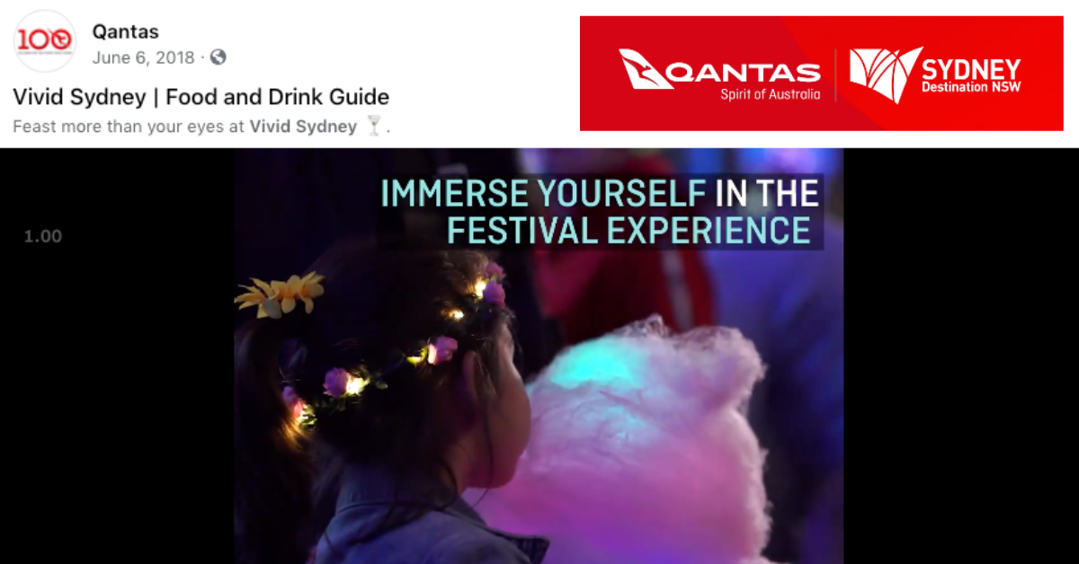 Vivid Sydney 2018 - Food & Drink Guide (Qantas|Destination NSW)