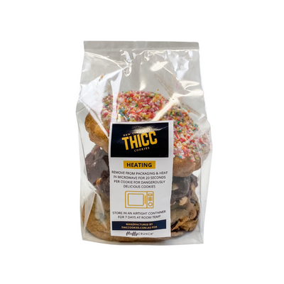 THICC Cookies & Fairy Floss Gifts By Fluffy Crunch
