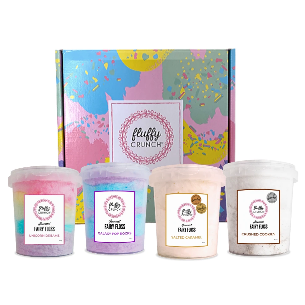 Fancy & Fun | Gift Box - 4 Pack