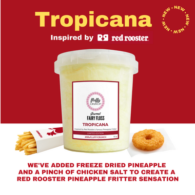 Red Rooster Tropicana Box