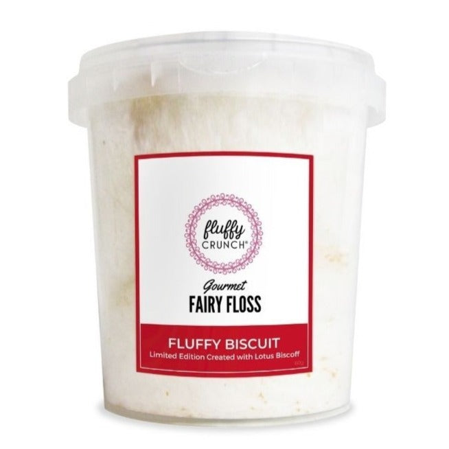 Fluffy Biscuit | Created with Lotus Biscoff