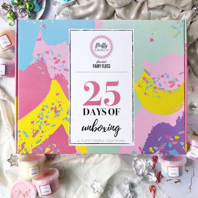 Christmas Advent Calendar 2020 | Fairy Floss Countdown Box