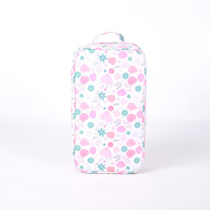 Cooler Bag with Ice Brick - Floral