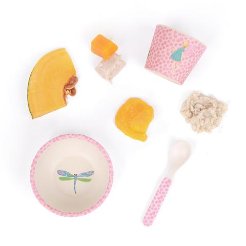 MAE-YK006 Baby Feeding Set - Fairy