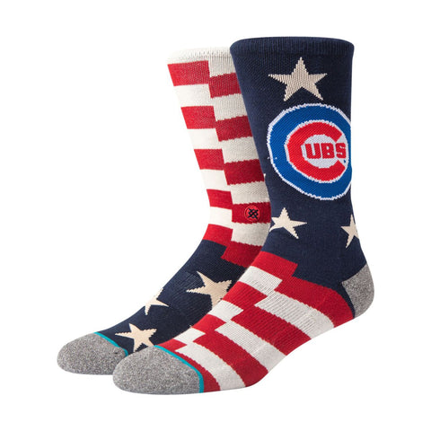 Stance Chicago Cubs Brigade Crew Socks