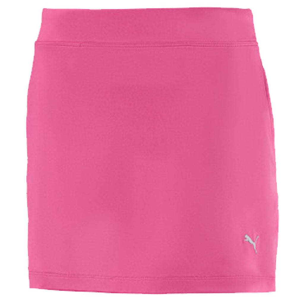 Puma Junior's Solid Knit Golf Skirt 572340