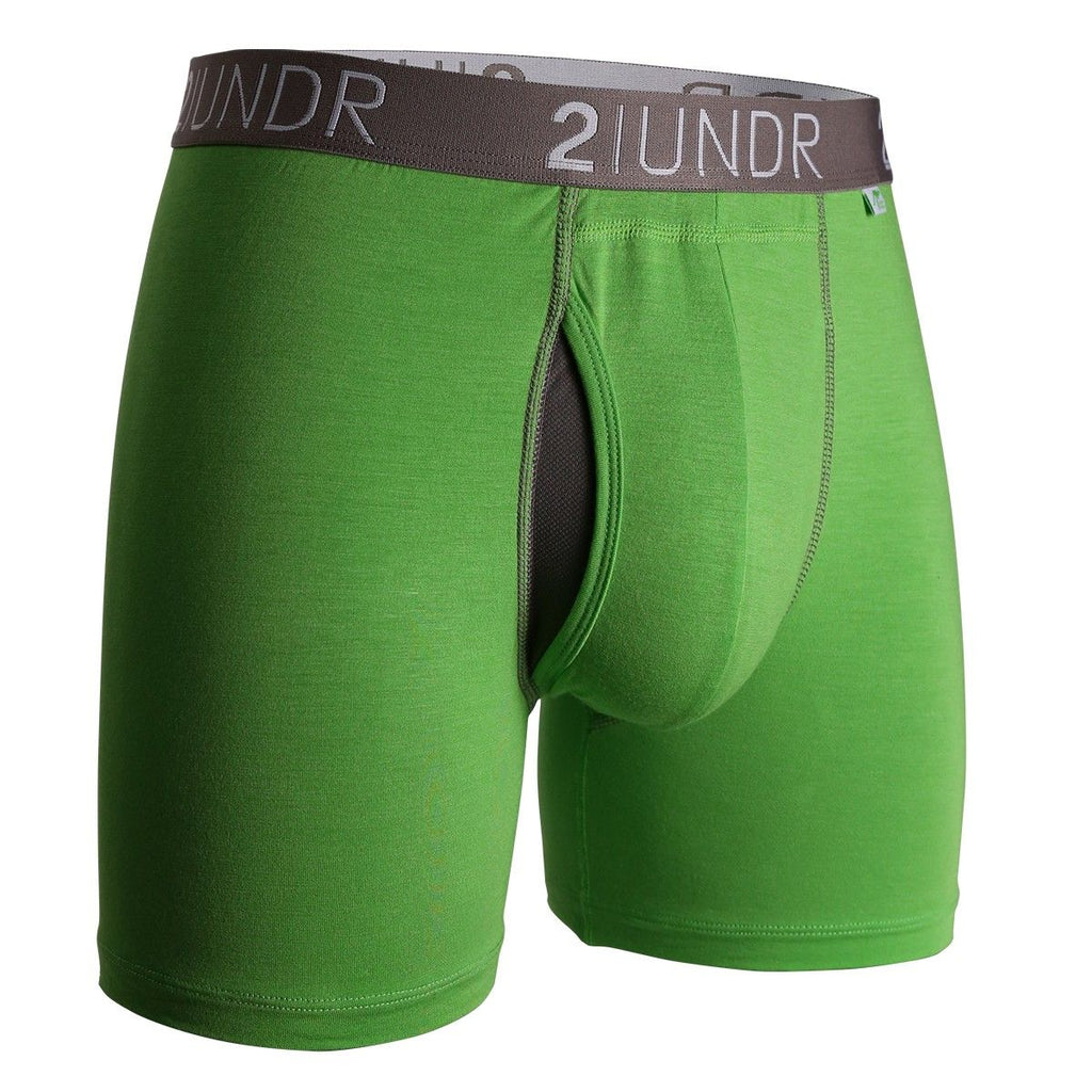 "2 UNDR Swing Shift 6"" Boxer"