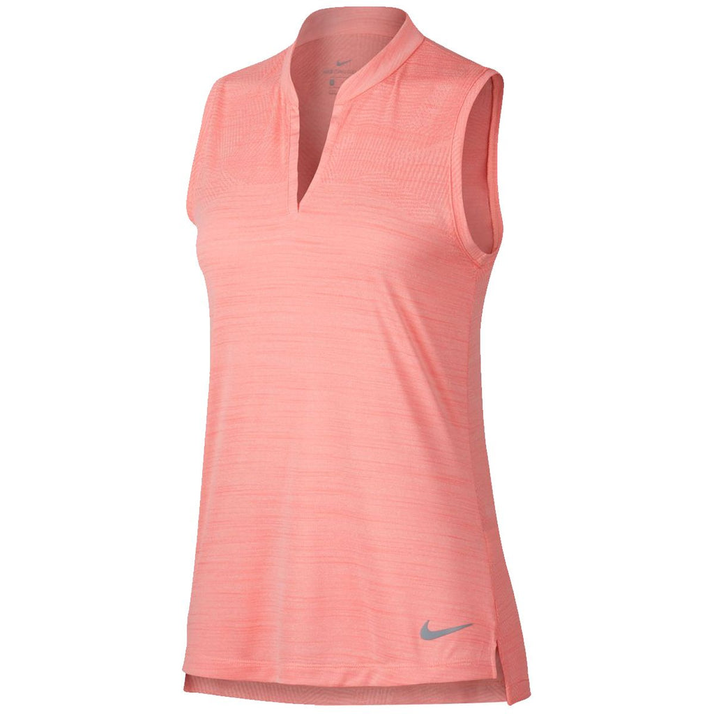 Nike Women's Zonal Cooling Sleeveless Polo 884857