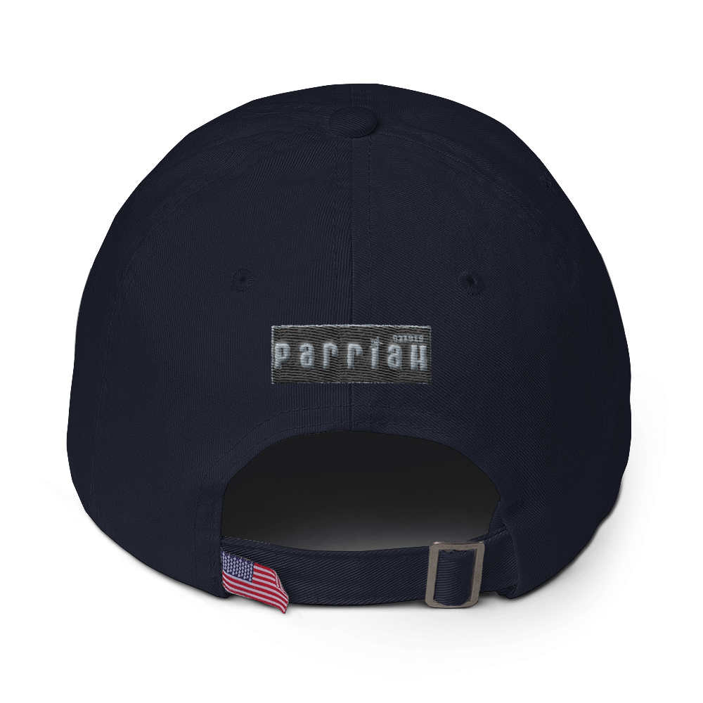 Baseball Hat: ParriaH Album Release Date - SIGHT & SOUND Custom Design