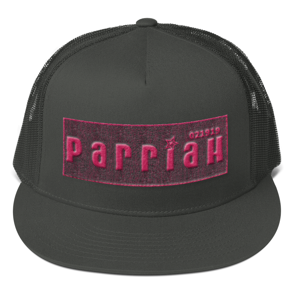 Mesh Hat: ParriaH Album Release Date - SIGHT & SOUND Custom Design