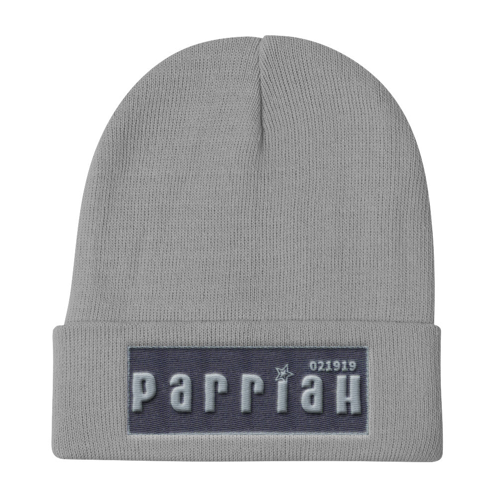 Beanie: Cuffed - ParriaH - SIGHT & SOUND Custom Design