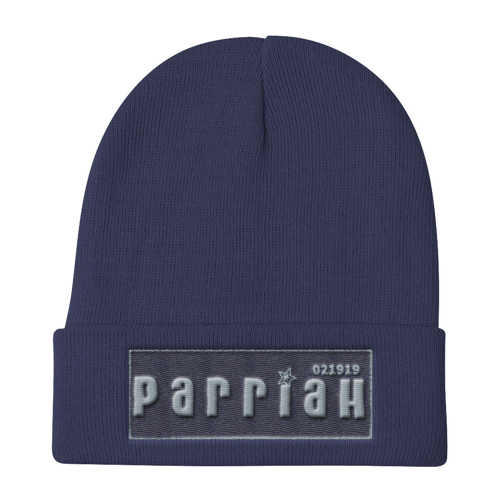 Beanie Cuffed ParriaH - SIGHT & SOUND Custom Design