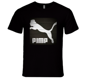 Pimp (puma mockup) - SIGHT & SOUND Custom Design