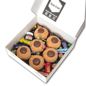 Nutella Donut Crate