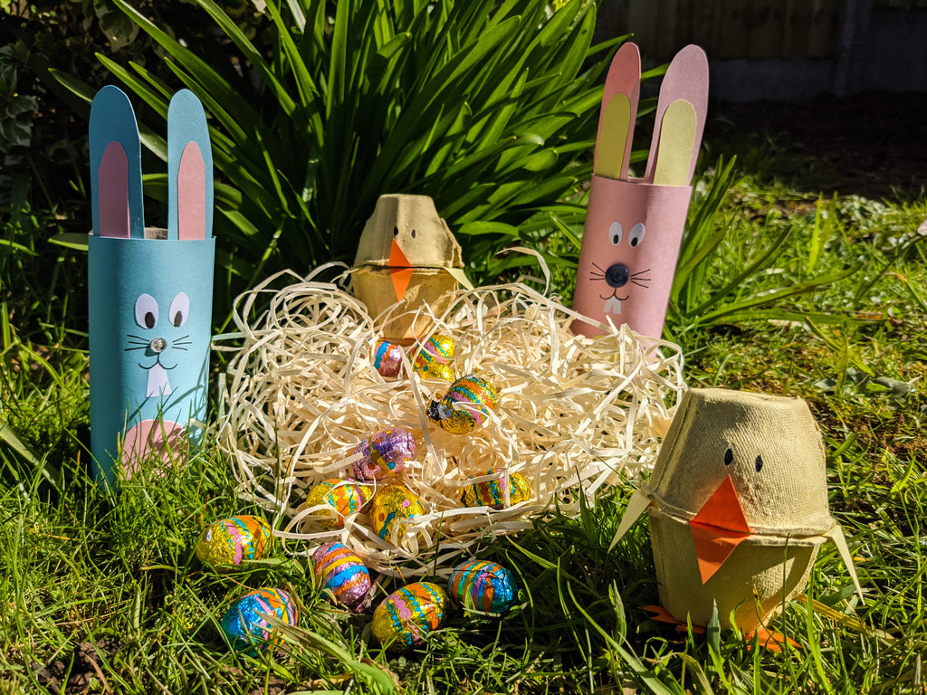 Guide to an Eco Friendly Easter