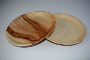 Palm Leaf Serving Platter 5pack