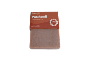 Patchouli and Sandalwood Soap Bar