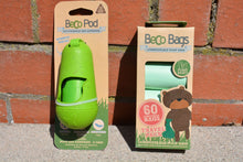 Load image into Gallery viewer, Beco poop / poo bag dispenser with 15 bags
