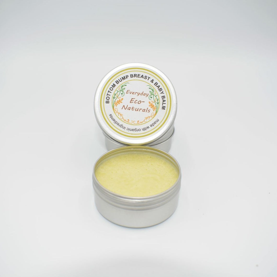 natural bottom bump breast baby balm