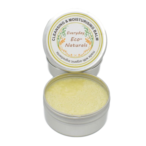 cleansing and moisturising balm