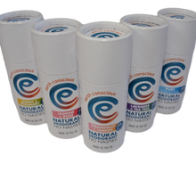 Load image into Gallery viewer, selection of earth conscious deodorants